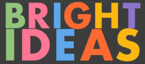 bright ideas, taglines, slogans